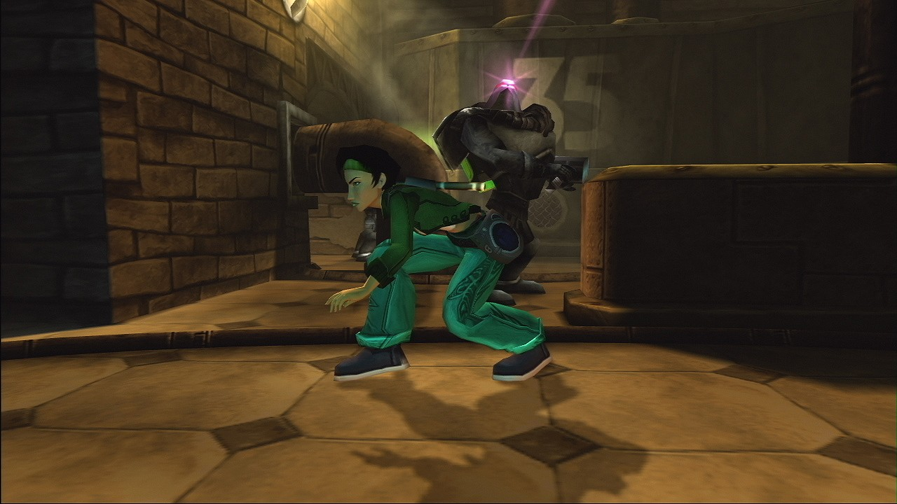 Beyond Good and Evil HD - Screenshot 10