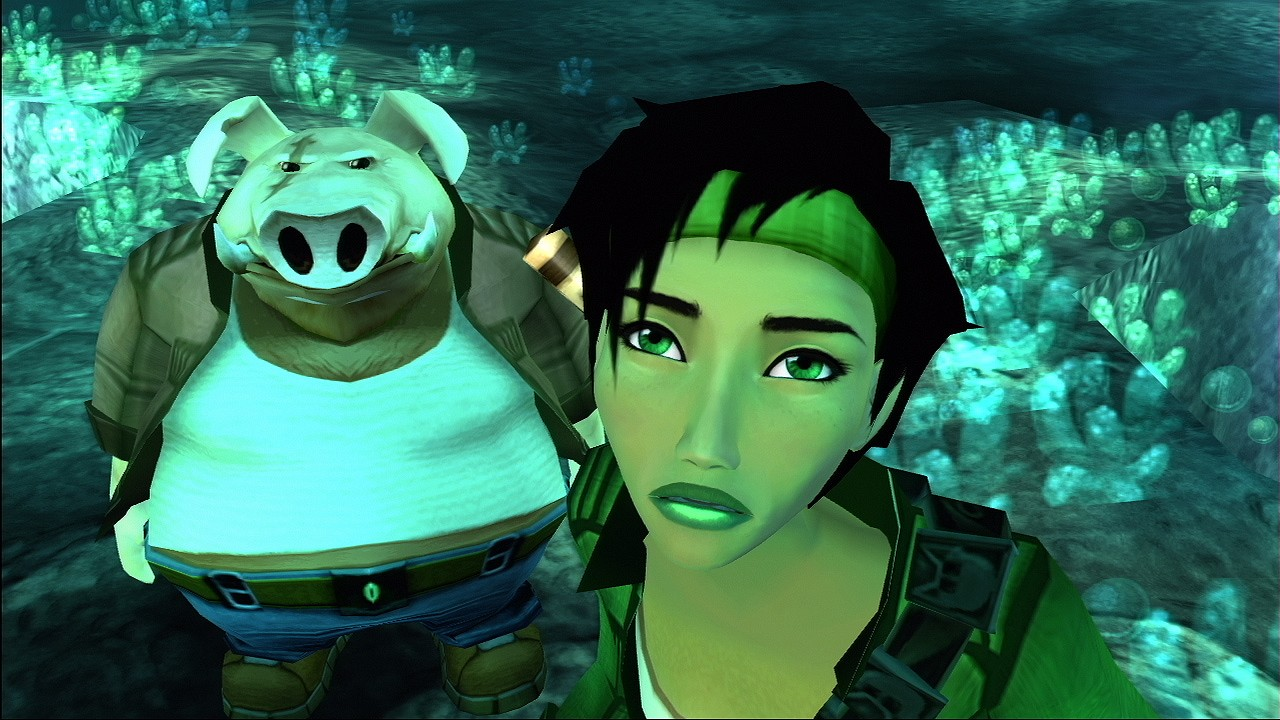 Beyond Good and Evil HD - Screenshot 4