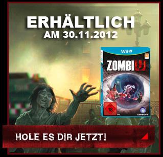 Pre-order ZombiU