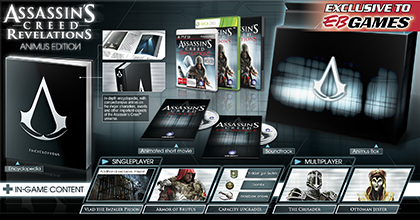 Assassin's Creed Revelations Animus Edition