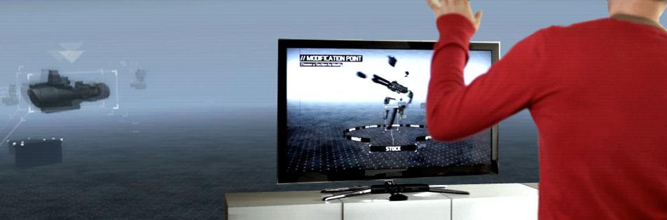 Gunsmith for Kinect