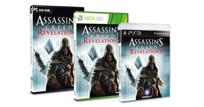 Assassin's Creed Revelations Standard Edition