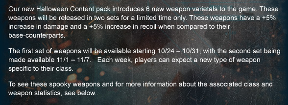 New Halloween Pack!