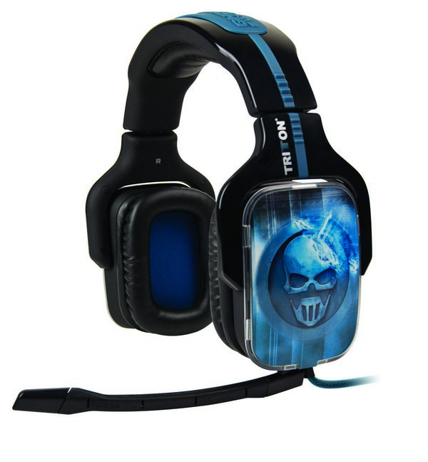 Tritton Headset Face