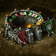 ADVENTURE MAP BUILDINGS - Arena
