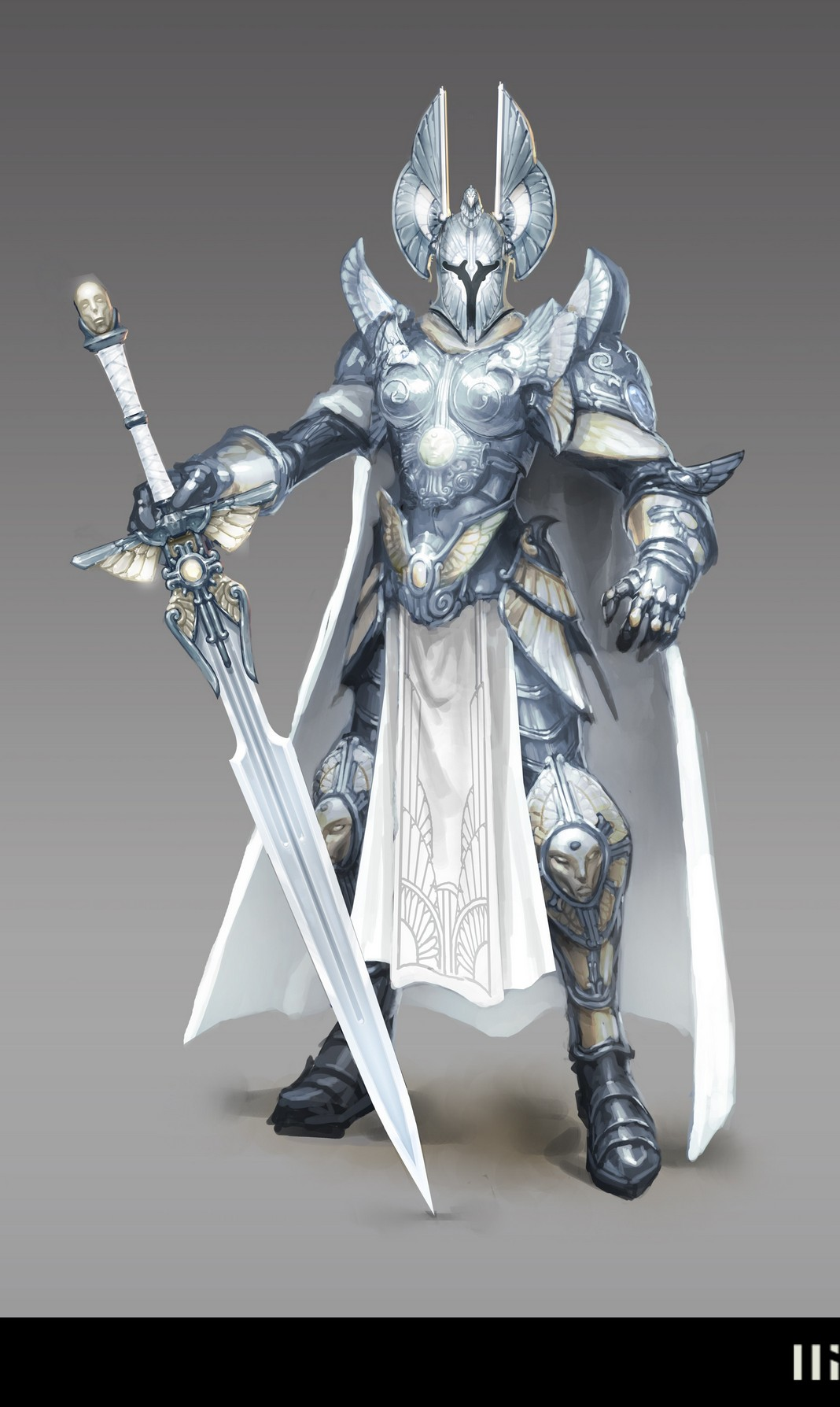 Haven - 02 Paladin Female