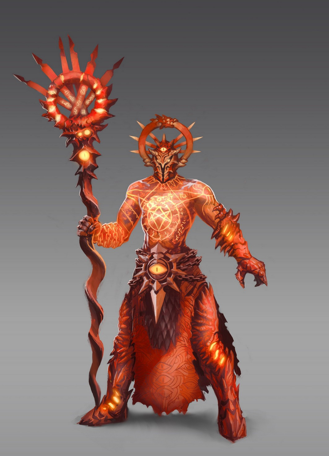 Might and Magic Heroes 6 -  Inferno - 05 Demonist