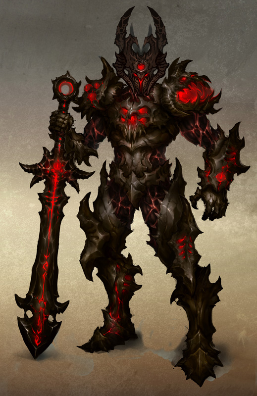 Might and Magic Heroes VI - Inferno Male Might
