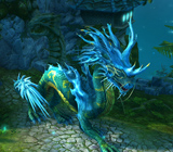 MMH6 SANCTUARY 07 Sacred Kirin in game