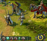 Might and Magic Heroes VI - Crossbowman in game