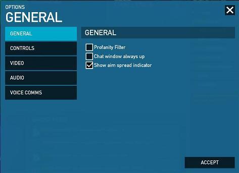 Option - General