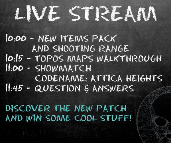 Stream 0.11 Agenda