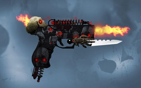 UGC: Halloween Weapon