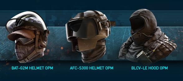Omega Bundle - News - Helmets