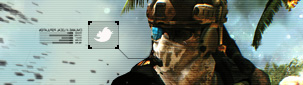 Follow Ghost Recon on Twitter