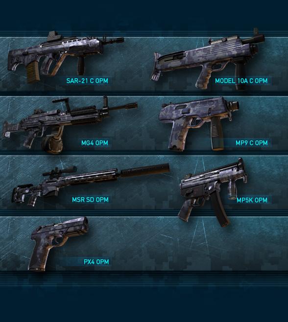 Omega Bundle - News - Weapon