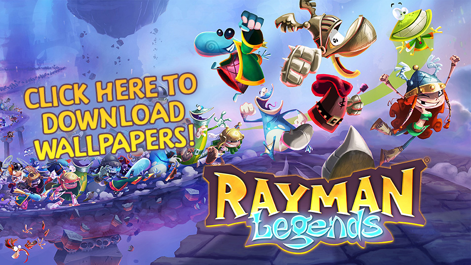 Rayman Legends Wallpapers