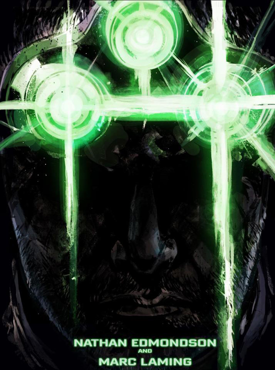 Ubisoft Announces Splinter Cell Blacklist Graphic Novel