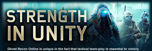 Ghost Recon Online: Clans