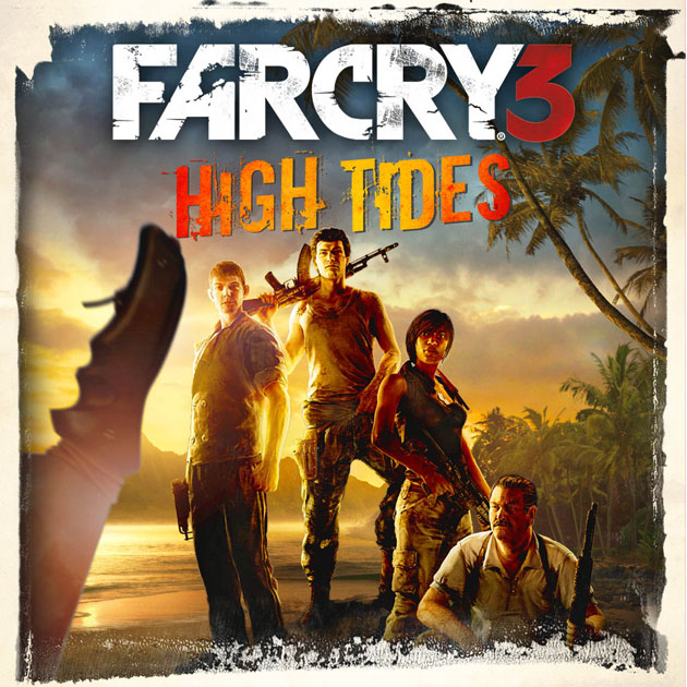 High Tides DLC keyart