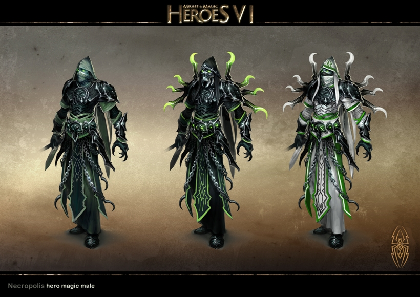 20110325 - News Necro Magic Male Heroes