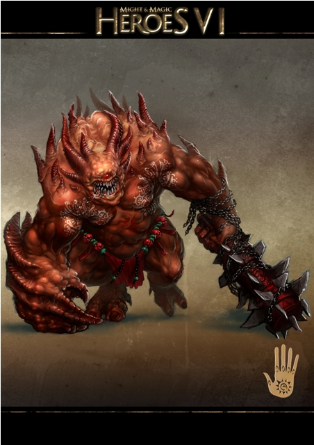 20110124 - News - Stronghold Enrageed Cyclop concept art