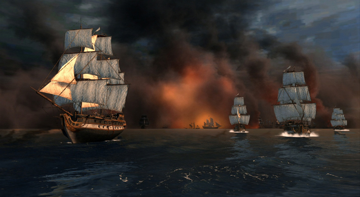 AC3 Naval Warfare