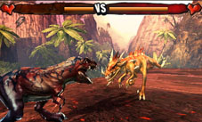 Combat of Giants Dinosaurs Screenshot