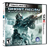 Ghost Recon Shadow Wars Packshot