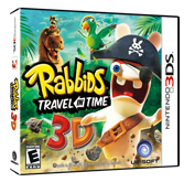 Rabbids Travel in Time Packshot