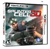 Splinter Cell Packshot