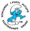 Smurf Schtroumpf Schlumpf I Puffi Pifuto