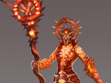 Might & Magic Heroes 6 - Infierno - 05 Demonista