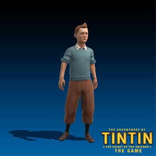 The adventures of Tintin - characters_tintin