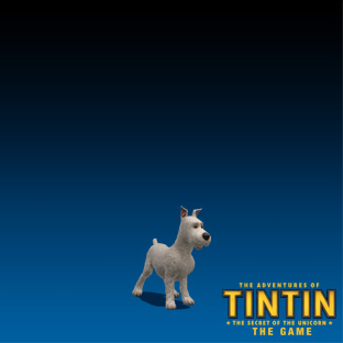 The adventures of Tintin - characters_milou