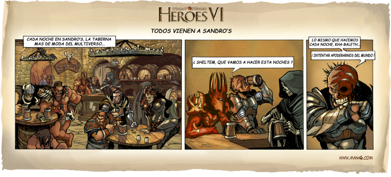 20110712 - Comic Strip_ES # 4