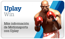 Uplay Win. Mas informacion de Motionsports con Uplay