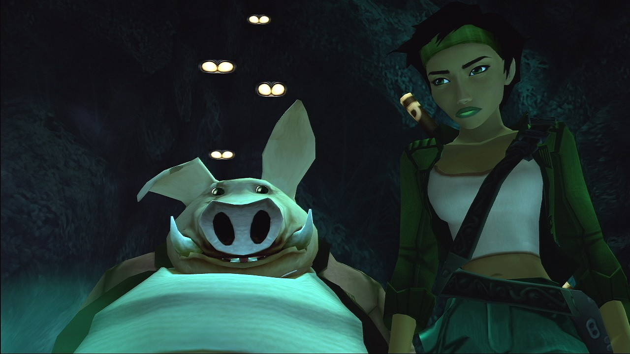 Beyond Good and Evil HD - Screenshot 2