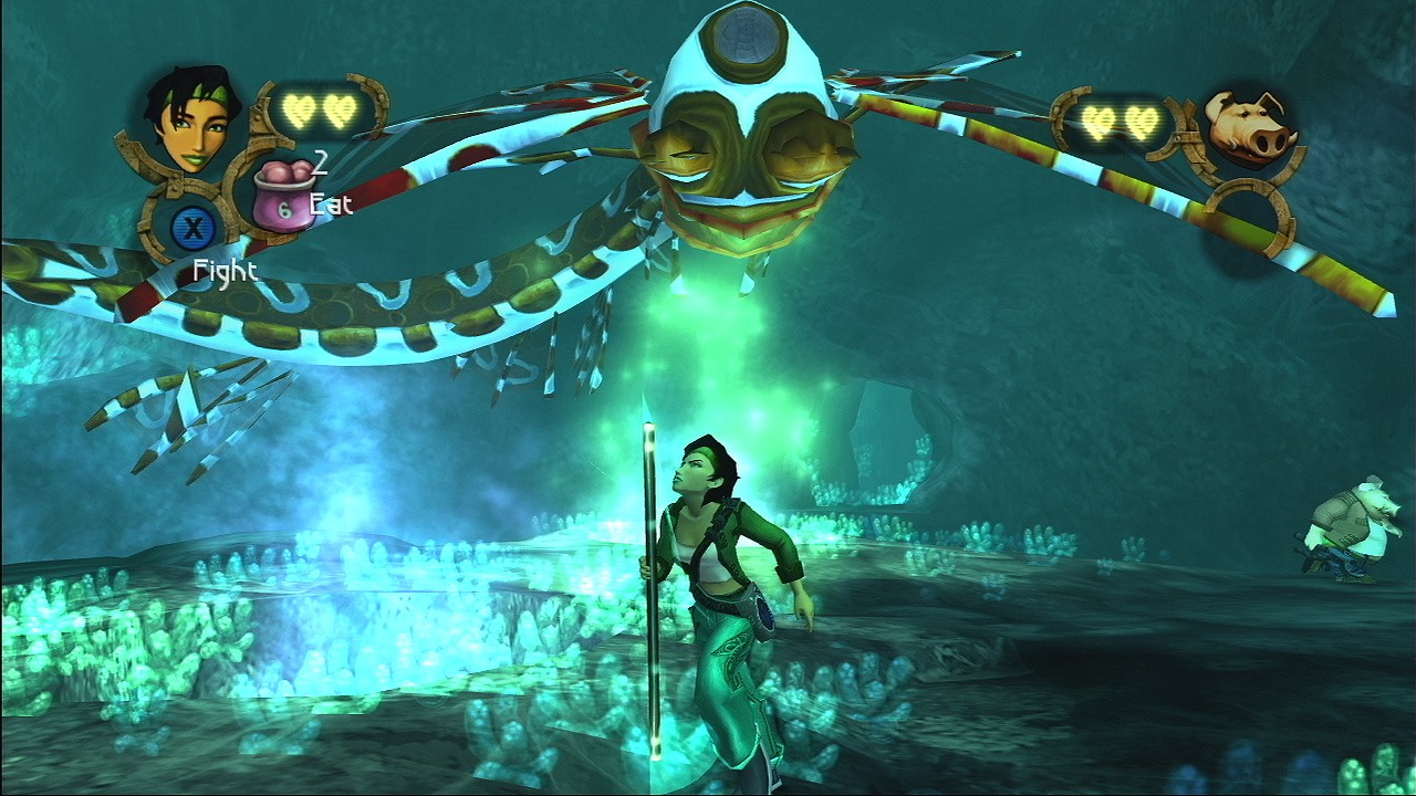 Beyond Good and Evil HD - Screenshot 5