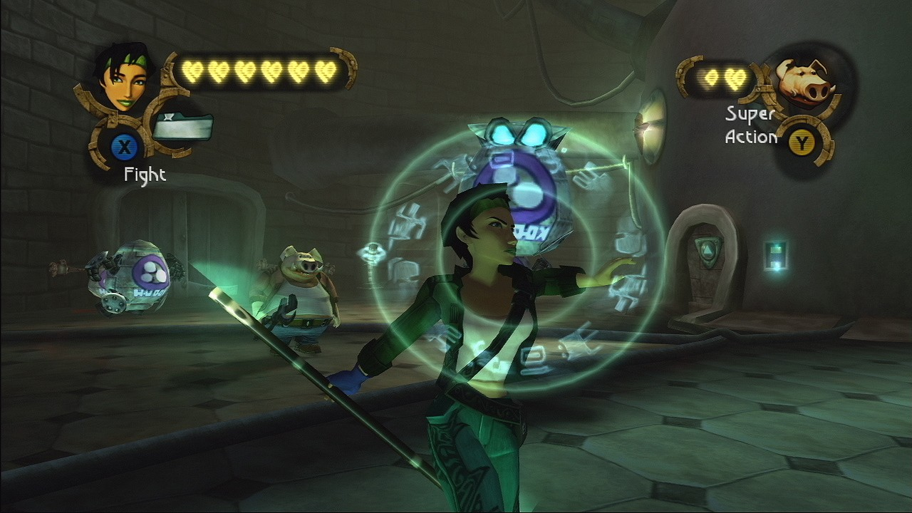 Beyond Good and Evil HD - Screenshot 8