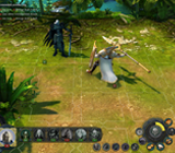 Might and Magic Heroes VI - Sentinelle in game