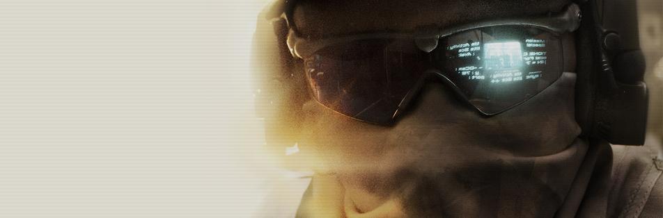 découvrez Ghost Recon Future Soldier