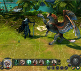 Might and Magic Heroes VI - Grifone in game