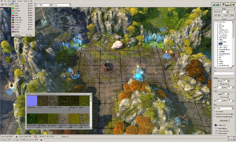 20110207 - News - Map editor screen