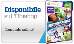 Motionsports disponibile sull'Ubishop. Compralo subito!
