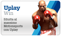 Uplay Win. Sfrutta al massimo Motionsports con Uplay
