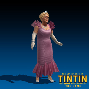 The adventures of Tintin - characters_casta