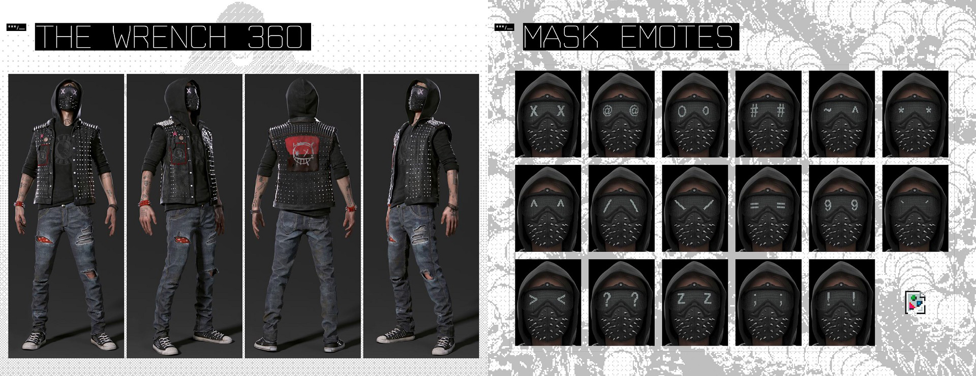 Watch Dogs  Wrench Without Mask