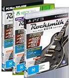 Order Rocksmith 2014 Now.