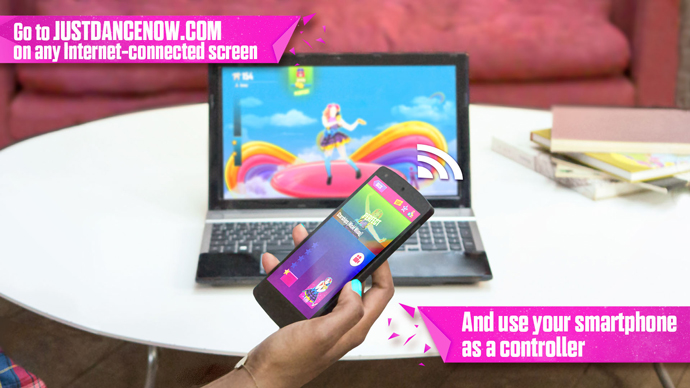 Just dance now is available for download just dance news ubisoft
